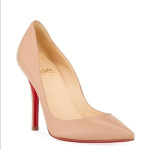Christian Louboutin Pointed Pump